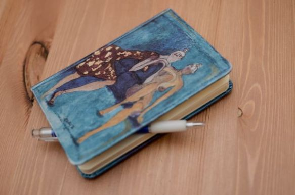 notatnik na pomysły